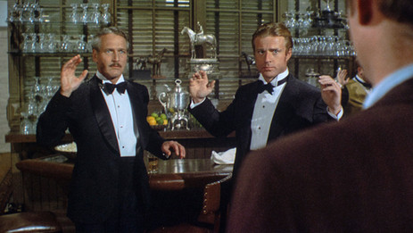 """Newman, Redford – everything! – shines in """"The Sting"""" 4K UHD"""