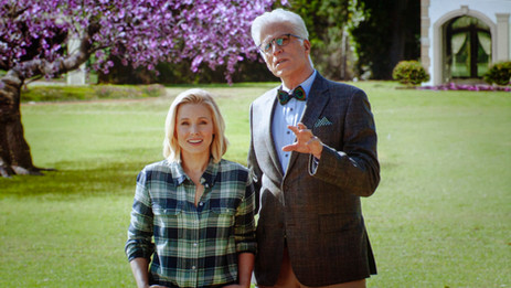 """The Good Place"" Complete Series is good!"