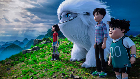 """DreamWorks shines again with """"Abominable"""""""