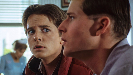 """""""Back to the Future: 35th Anniversary Edition"""" jumps to 4K with striking results"""