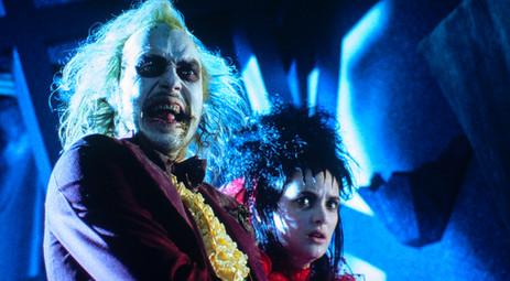 """Beetlejuice,"" ""Beetlejuice,"" ""Beetlejuice"" has never looked or sounded better"