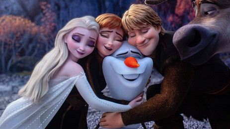 """Royalty discover new elements in """"Frozen II"""""""