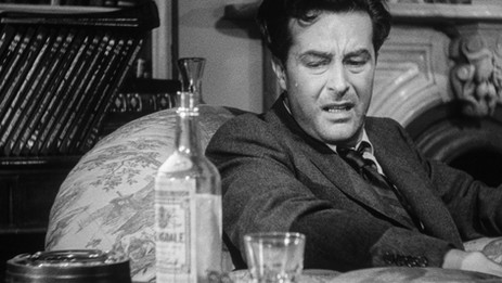 """The Lost Weekend,"" Billy Wilder's sobering Oscar winner, gets terrific upgrade"