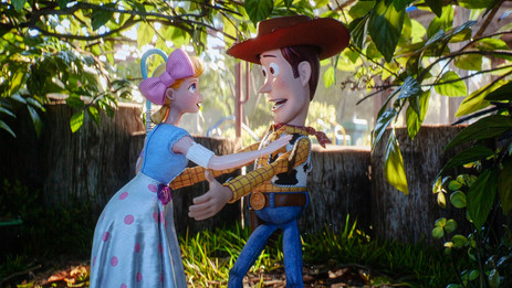 "Pixar lands another winner with ""Toy Story 4"""