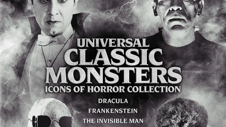 OFFICIAL: Four iconic Universal monster classics arrive on 4K Ultra HD - Oct. 5
