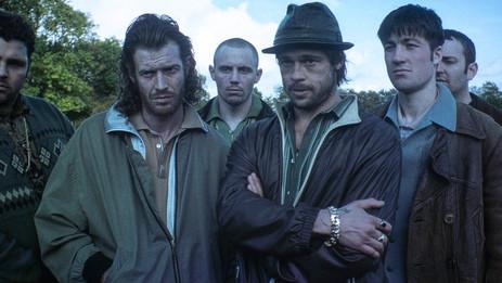 "Killer cast – Statham, Pitt, Del Toro & more – ride Ritchie's ""Snatch"" to 4K UHD"