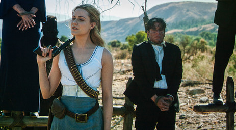 """The droids go to war in """"Westworld Season Two: The Door"""""""