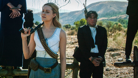 "The droids go to war in ""Westworld Season Two: The Door"""