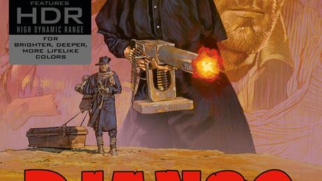 "OFFICIAL: spaghetti western  ""Django"" jumps to 4K Ultra HD – May 25"