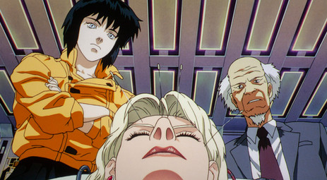 "The future is now: ""Ghost in the Shell"""