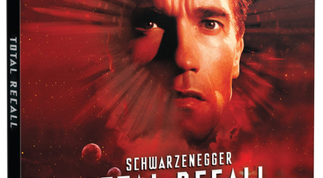 "Schwarzenegger's ""Total Recall: 30th Anniv."" gets a complete 4K Ultra HD restoration - Dec. 8"