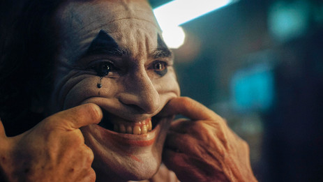 "Joaquin Phoenix's mesmerizing performance as the ""Joker"" will dominate the award season"