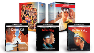 """""""The Karate Kid Collection"""" jumps onto 4K Ultra HD – Dec. 7"""