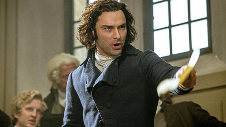 "Ross gets his say in ""Poldark: The Complete Fourth Season"""