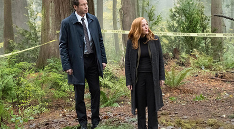 """We still want to believe: """"The X-Files: The Complete Season 11"""""""