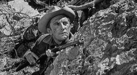 "Kirk Douglas shines in little-known Western – ""Lonely are the Brave"""