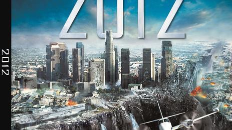 "Emmerich's disaster flick ""2012"" makes a 4K appearance - Jan. 19"