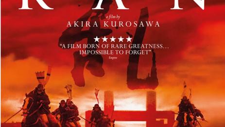 """Kurosawa's """"Ran"""" jumps to 4K Ultra HD in the UK – July 19"""