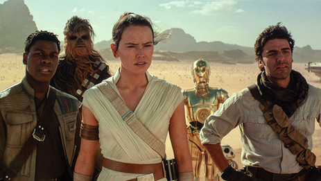 """Leia's legacy lives on – """"Star Wars: The Rise Of Skywalker"""""""