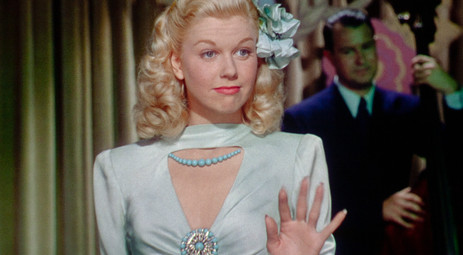 "Doris Day debuts in ""Romance on the High Seas"""