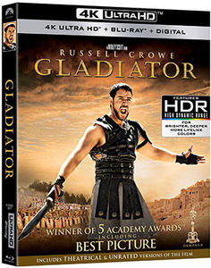 """Are we entertained? Yes! Ridley Scott's """"Gladiator"""" in 2018"""