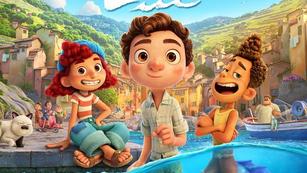 "OFFICIAL: Pixar's ""Luca"" arrives on 4K Ultra HD – Aug. 3"