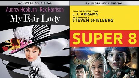 "Paramount's 4K double feature: Oscar winner ""My Fair Lady"" & J.J. Abrams' ""Super 8"" – May 25"