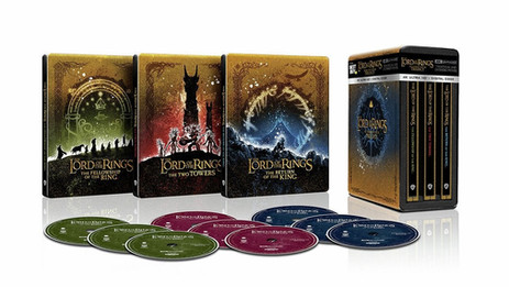 """Sean Astin makes it official: """"The Lord of the Rings"""" and """"The Hobbit"""" Trilogies on 4K – Dec. 1"""