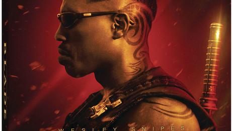 """Wesley Snipes' horror thriller """"Blade"""" gets a 4K release - Dec. 1"""