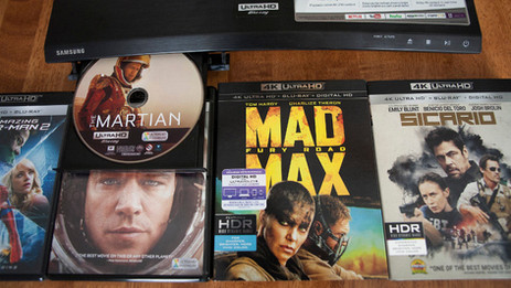 The trials and triumphs of a new 4K / HDR Home Theater set-up