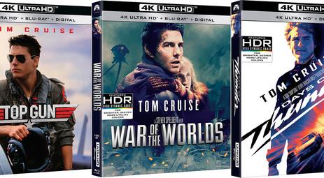 Paramount's Tom Cruise 4K Ultra HD film festival - May 19