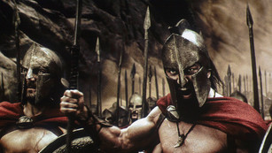 "Zack Snyder's ""300"" reveals a new level of grit and grain on 4K"