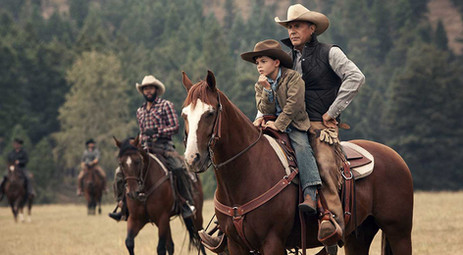 """Paramount's """"Yellowstone"""" captures the new West"""