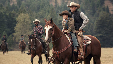 "Paramount's ""Yellowstone"" captures the new West"