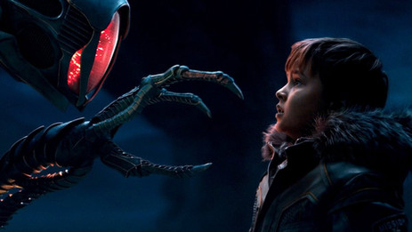 "Adventure takes flight in ""Lost in Space: Season 1 – 2018"""