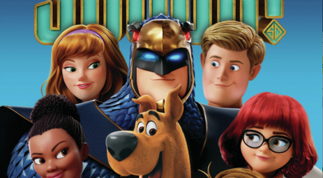 """""""SCOOB!"""" Makes the jump to 4K Ultra HD - July 21"""