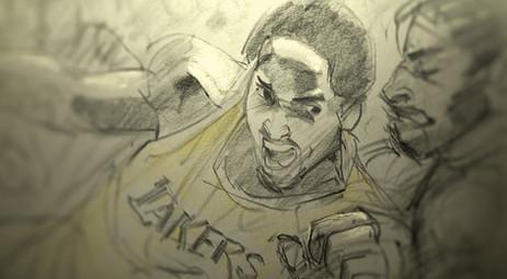 Losing NBA legend and Oscar-winner Kobe Bryant