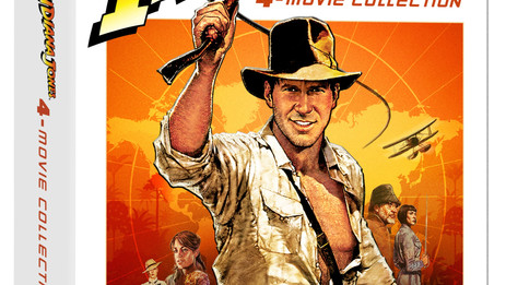OFFICIAL: 40th Anniversary Collection of Indiana Jones arrives on 4K Ultra HD – June 8