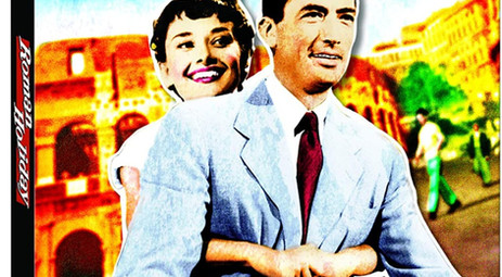 "Audrey Hepburn's ""Roman Holiday"" finally arrives on Blu-ray – Sept. 15"