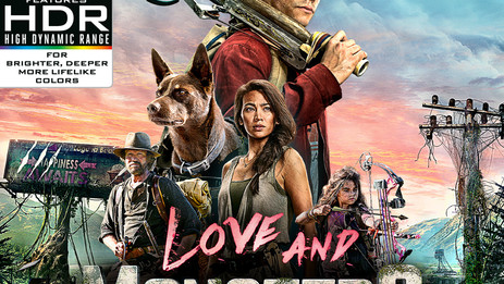 """Highly praised """"Love and Monsters"""" gets a 4K Ultra HD release – Jan. 5"""