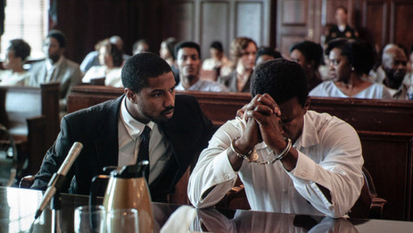 """A compelling, balanced courtroom drama """"Just Mercy"""""""