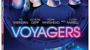 "OFFICIAL: Sci-fi thriller ""Voyagers"" lands on 4K Ultra HD – (digital) 6/8 & (disc) 6/15"