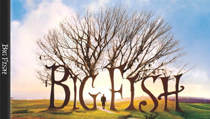 """OFFICIAL: Tim Burton's father-and-son tale """"Big Fish"""" makes a  4K splash - May 4"""