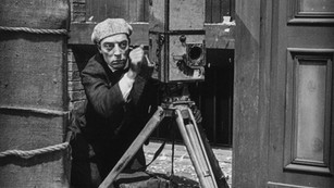"""Buster Keaton fans will want to focus on Criterion's """"The Cameraman"""""""