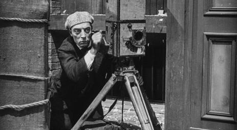 "Buster Keaton fans will want to focus on Criterion's ""The Cameraman"""