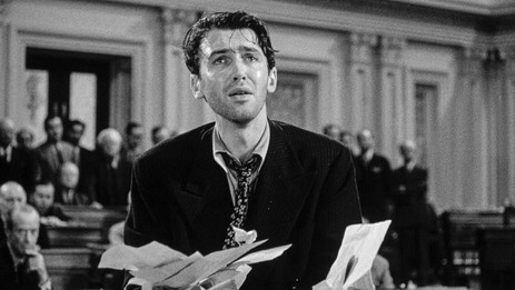 """Capra's """"Mr. Smith Goes to Washington"""" reveals a new level of clarity in 4K"""