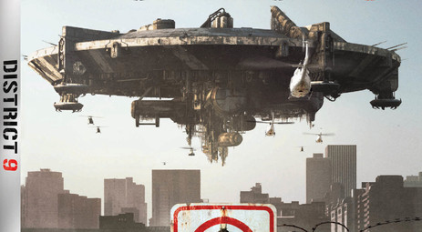 """Best Picture nominee """"District 9"""" heading to 4K - Oct. 13"""