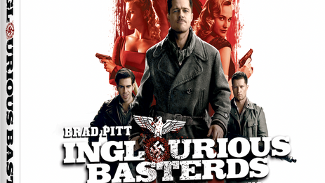 """OFFICIAL: Tarantino's WWII revenge fantasy """"Inglourious Basterds"""" jumps to 4K Ultra HD – Oct. 12"""