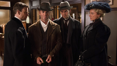 """Murdoch Mysteries"" blends fact and fiction again in Season 11"