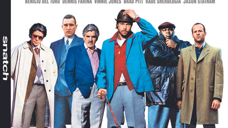 """OFFICIAL: Guy Ritchie's crime caper """"Snatch"""" makes a 4K Ultra HD delivery – June 1"""